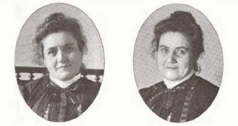 Jane Toppan - the first female serial killer