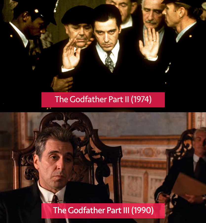 The Godfather Part II vs The Godfather Part III
