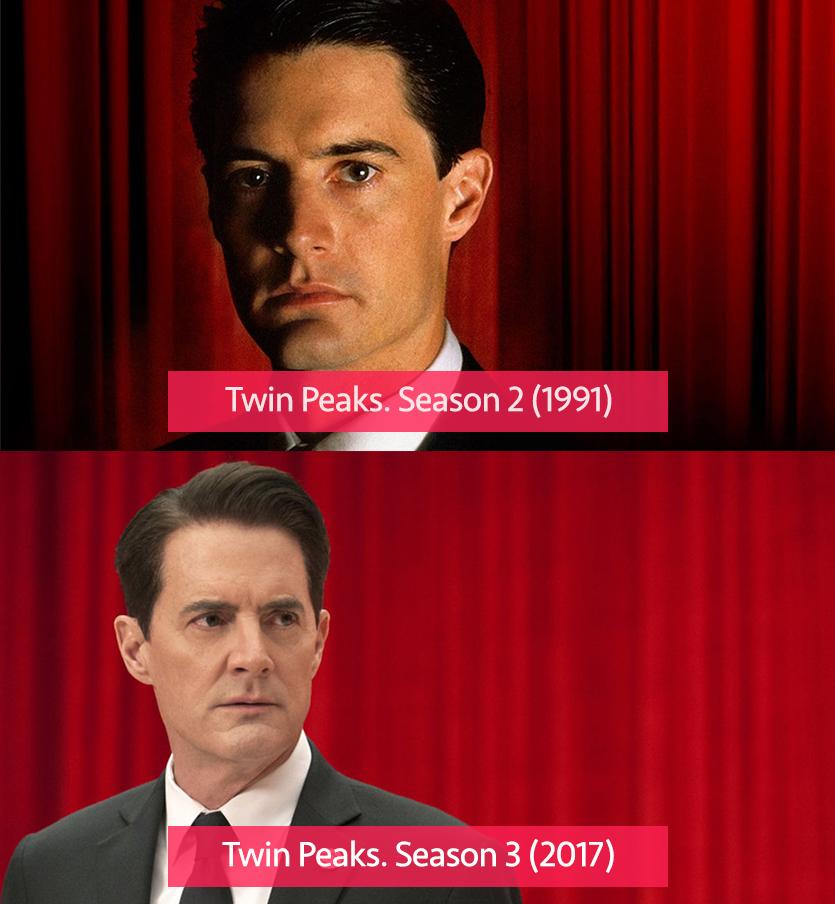 Twin Peaks 2 vs Twin Peaks 3