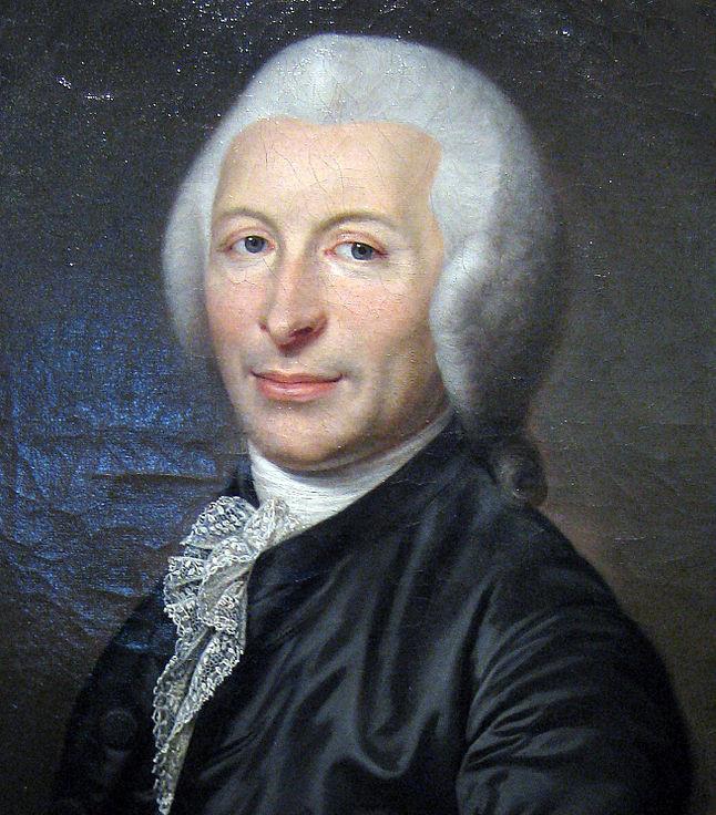 Dr. Joseph-Ignace Guillotine portrait