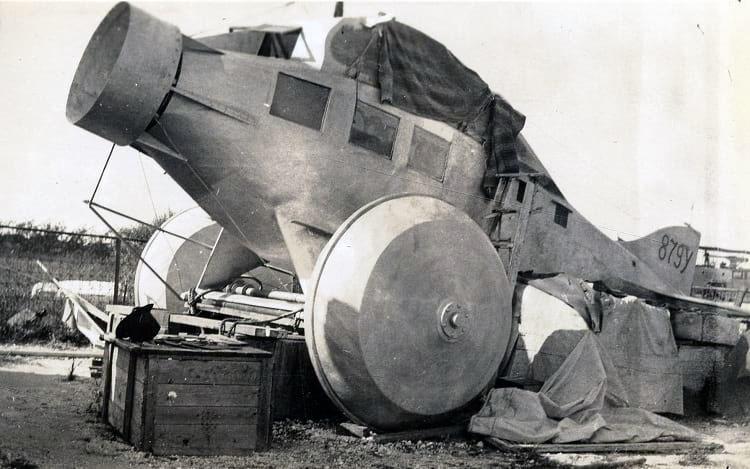 Carl Tanzler Airship